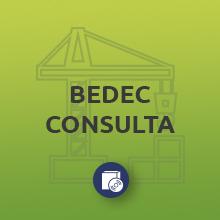 Base datos BEDEC Consulta
