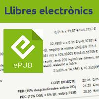 Libros electrónicos de precios y pliegos