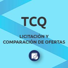 Licitación y comparación de ofertas