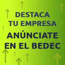 Anúnciate en el BEDEC