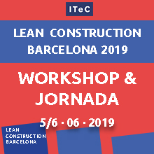 Lean Construction Barcelona 2019