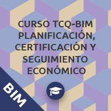 Planificación temporal, certificación y seguimiento económico