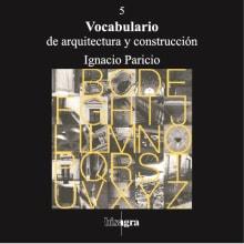 Vocabulario de arquitectura y construcción