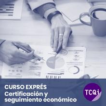 Curso Exprés TCQi Certificación y seguimiento económico