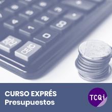 Curso Exprés TCQi Presupuestos profesional