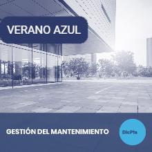 Software mantenimiento oferta Verano azul